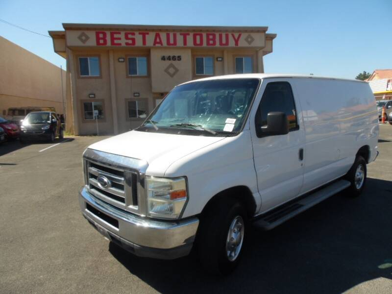 2010 Ford E-Series Cargo for sale at Best Auto Buy in Las Vegas NV
