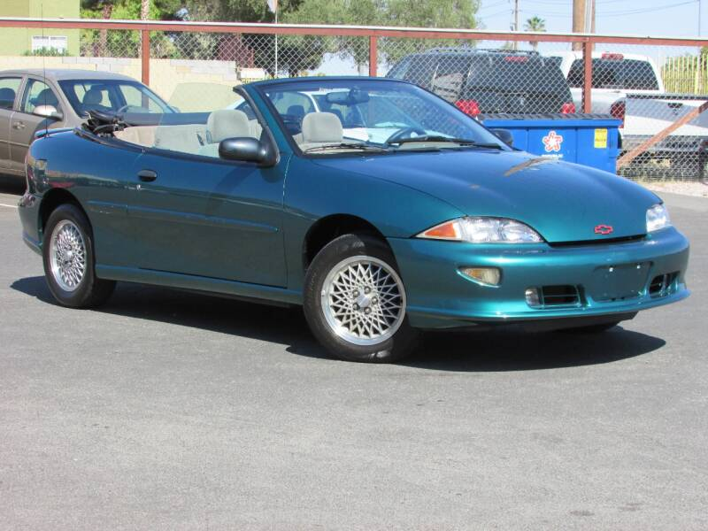 1998 Chevrolet Cavalier for sale at Best Auto Buy in Las Vegas NV