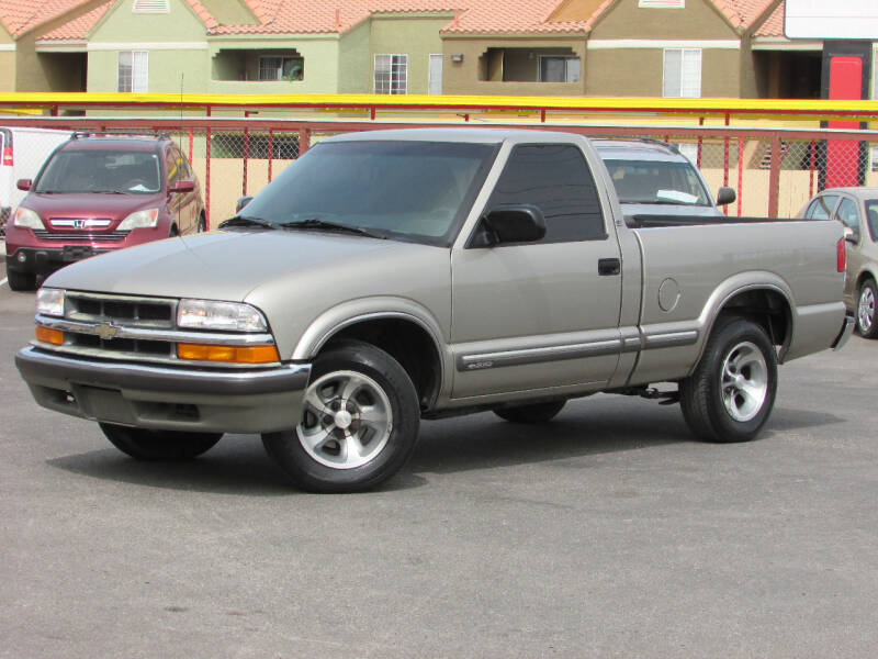 2000 Chevrolet S-10 for sale at Best Auto Buy in Las Vegas NV
