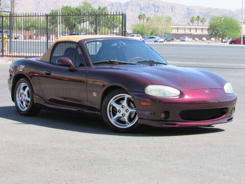 2000 Mazda MX-5 Miata for sale at Best Auto Buy in Las Vegas NV