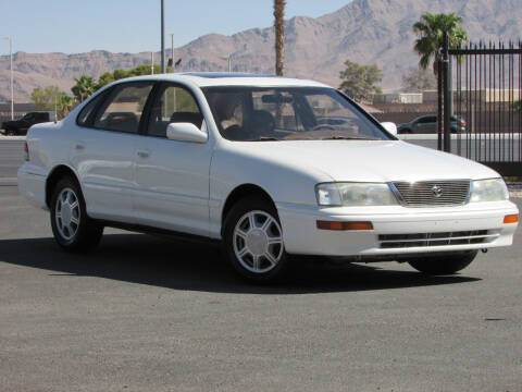 1995 Toyota Avalon for sale at Best Auto Buy in Las Vegas NV