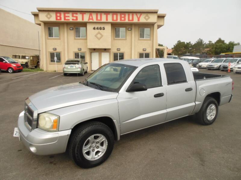 2007 Dodge Dakota for sale at Best Auto Buy in Las Vegas NV