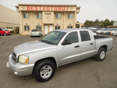 2007 Dodge Dakota for sale at Best Auto Buy in Las Vegas NV