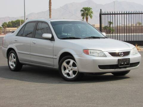 2001 Mazda Protege for sale at Best Auto Buy in Las Vegas NV