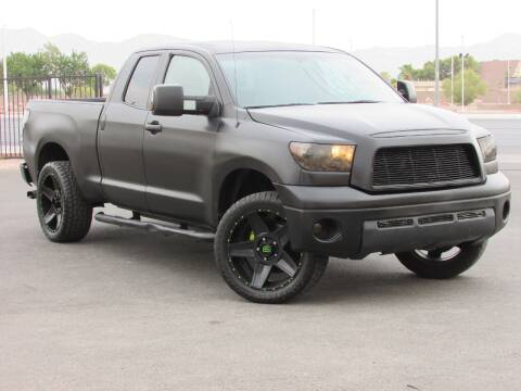 2007 Toyota Tundra for sale at Best Auto Buy in Las Vegas NV