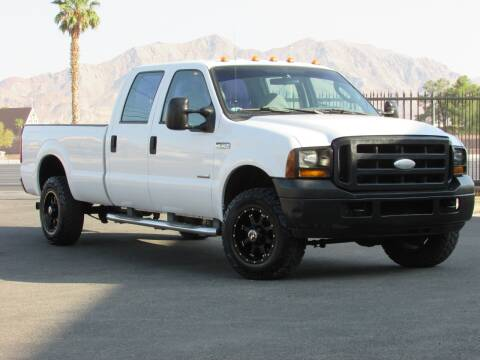 2006 Ford F-250 Super Duty for sale at Best Auto Buy in Las Vegas NV