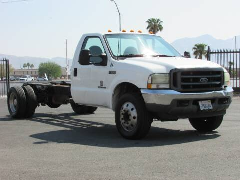 2002 Ford F-550 Super Duty for sale at Best Auto Buy in Las Vegas NV
