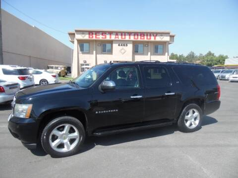 2007 Chevrolet Suburban for sale at Best Auto Buy in Las Vegas NV