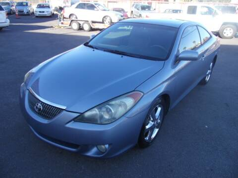 2006 Toyota Camry Solara for sale at Best Auto Buy in Las Vegas NV