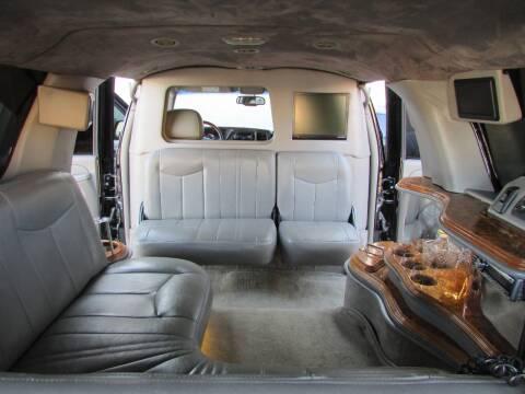 2005 Cadillac Escalade ESV for sale at Best Auto Buy in Las Vegas NV