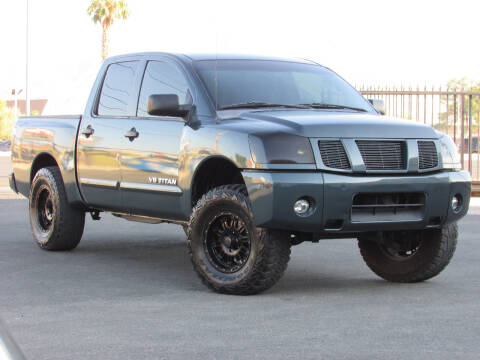 2006 Nissan Titan for sale at Best Auto Buy in Las Vegas NV