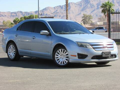 2010 Ford Fusion Hybrid for sale at Best Auto Buy in Las Vegas NV