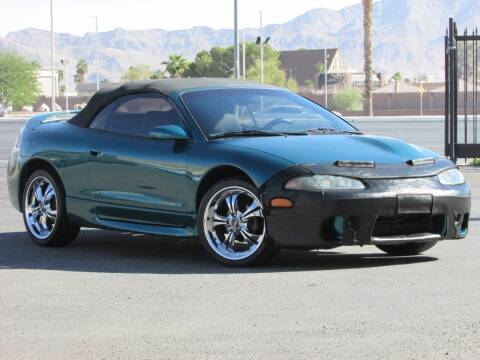 1998 Mitsubishi Eclipse Spyder for sale at Best Auto Buy in Las Vegas NV