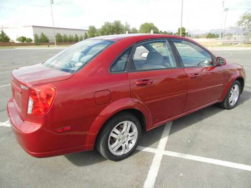 2006 Suzuki Forenza Premium 4dr Sedan w/Automatic - Las Vegas NV