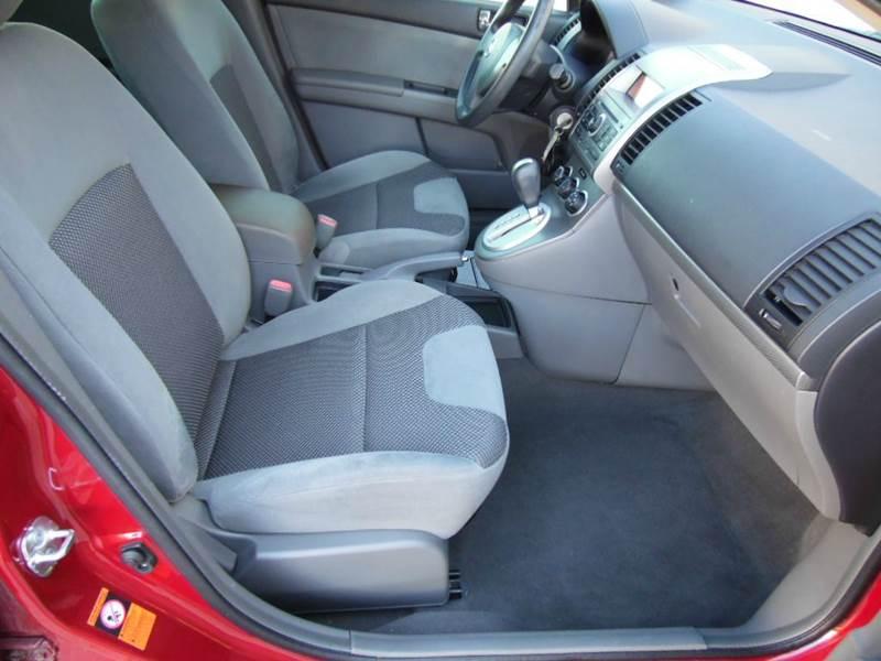 2007 Nissan Sentra 2.0 SL 4dr Sedan - Las Vegas NV