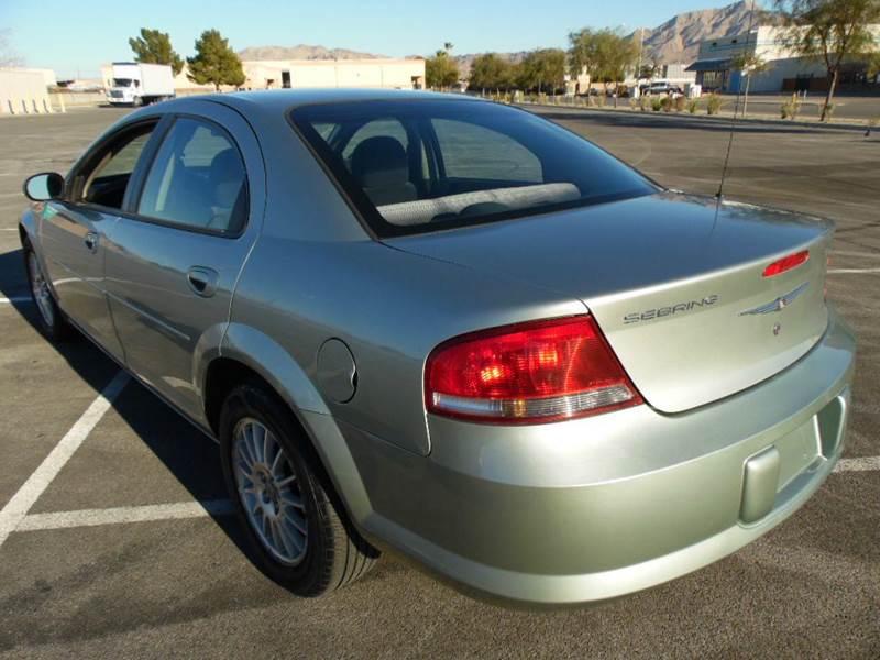2005 Chrysler Sebring Touring 4dr Sedan - Las Vegas NV