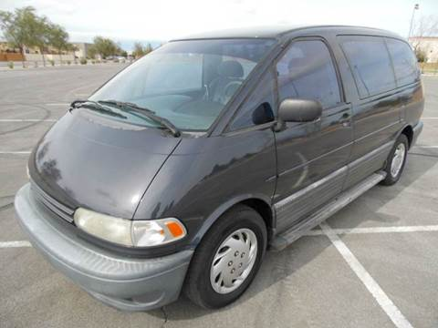 1995 Toyota Previa for sale in Las Vegas, NV