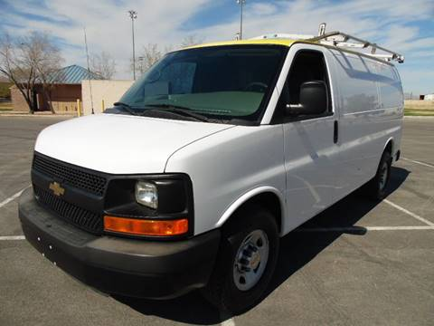 2012 Chevrolet Express Cargo for sale in Las Vegas, NV