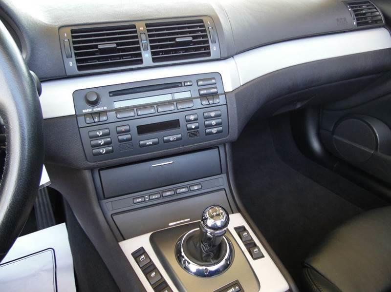 2004 BMW M3 Base 2dr Convertible - Las Vegas NV