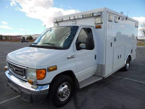 2006 Ford F-450 for sale in Las Vegas, NV