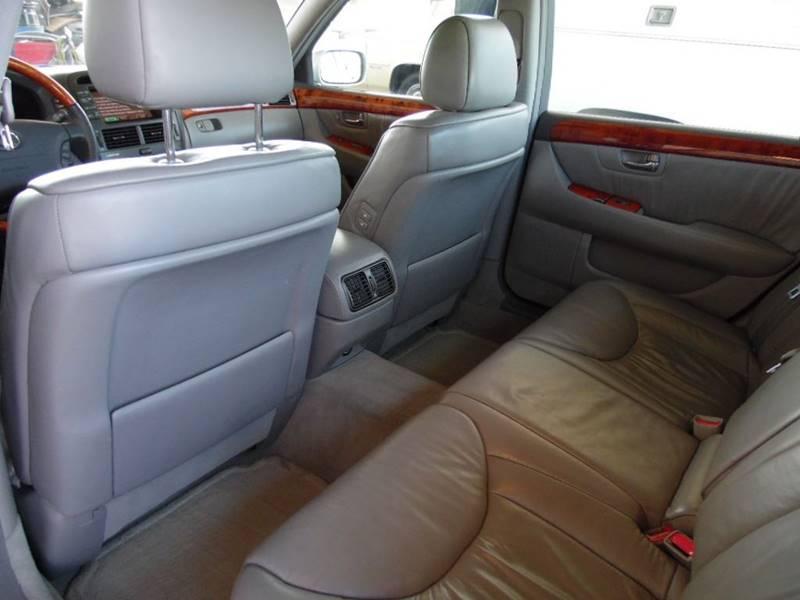 2002 Lexus LS 430 4dr Sedan - Las Vegas NV