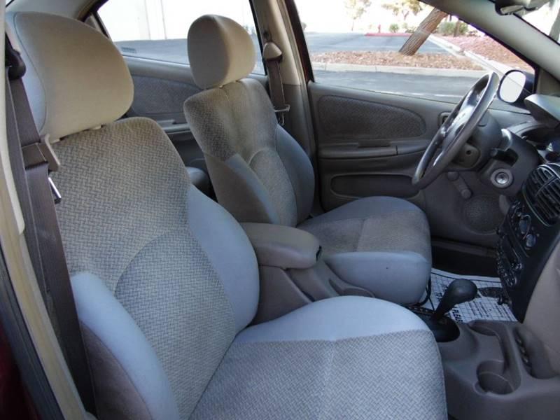2001 Dodge Neon Highline ES 4dr Sedan - Las Vegas NV