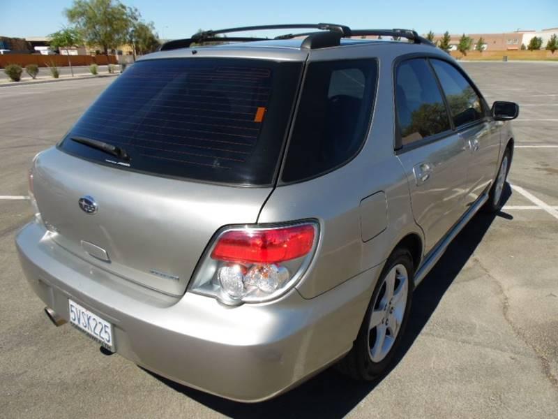 2006 Subaru Impreza AWD 2.5 i 4dr Wagon w/Manual - Las Vegas NV