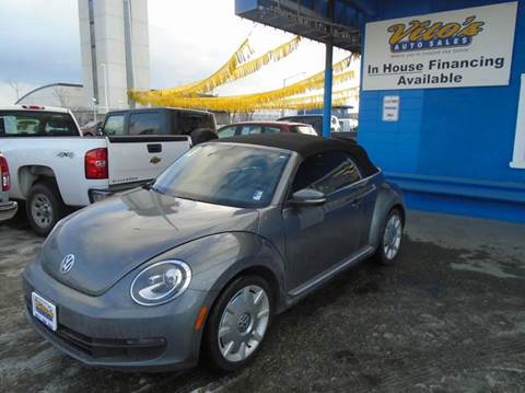 2013 Volkswagen Beetle for sale in Anchorage, AK