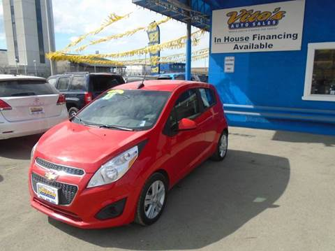 2015 Chevrolet Spark for sale in Anchorage, AK
