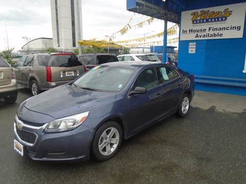 2014 Chevrolet Malibu for sale in Anchorage, AK