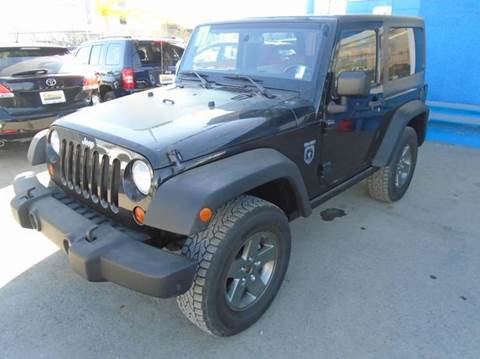 2011 Jeep Wrangler for sale in Anchorage, AK