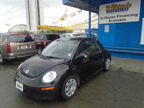 2010 Volkswagen New Beetle for sale in Anchorage, AK