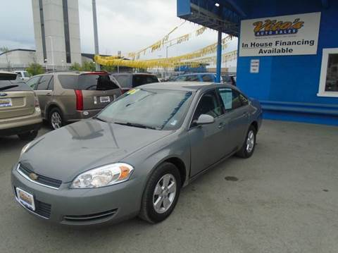 2008 Chevrolet Impala for sale in Anchorage, AK