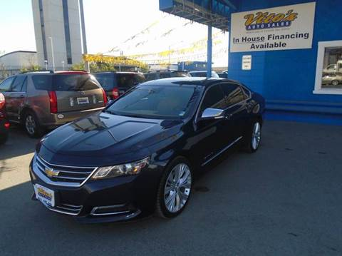 2014 Chevrolet Impala for sale in Anchorage, AK
