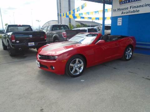 2012 Chevrolet Camaro for sale in Anchorage, AK