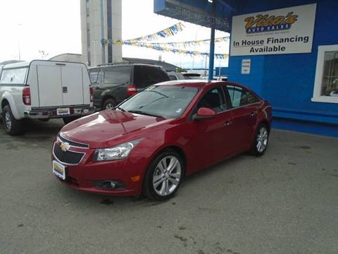 2013 Chevrolet Cruze for sale in Anchorage, AK