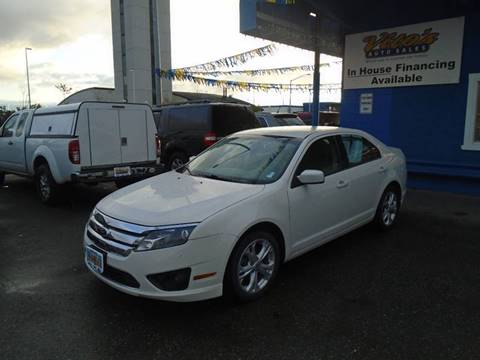 2012 Ford Fusion for sale in Anchorage, AK