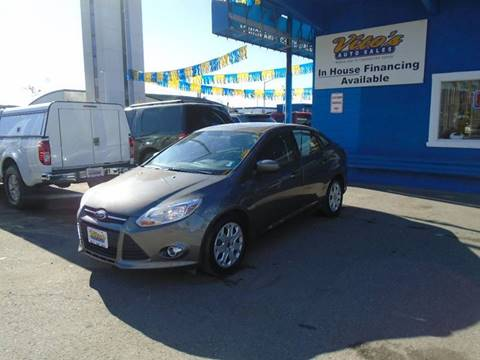 2012 Ford Focus for sale in Anchorage, AK