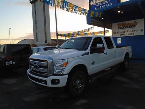 2015 Ford F-350 Super Duty for sale in Anchorage, AK
