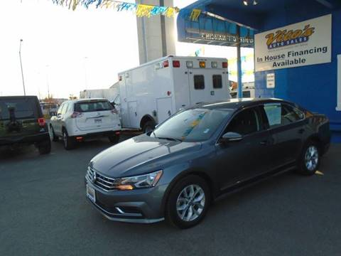 2016 Volkswagen Passat for sale in Anchorage, AK