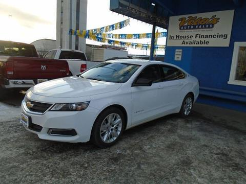 2016 Chevrolet Impala for sale in Anchorage, AK