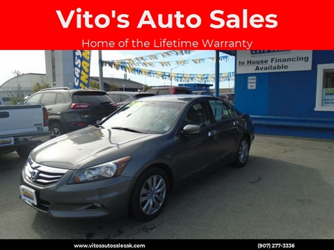 2012 Honda Accord for sale in Anchorage, AK