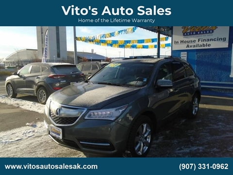 2015 Acura MDX for sale in Anchorage, AK