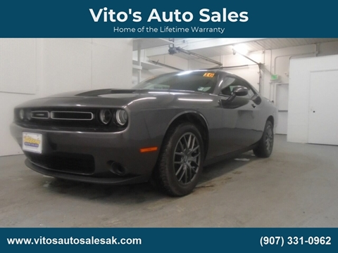 2016 Dodge Challenger for sale in Anchorage, AK