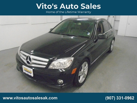 2010 Mercedes-Benz C-Class for sale in Anchorage, AK