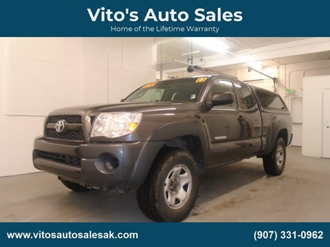 Used Toyota For Sale In Anchorage Ak Carsforsale Com