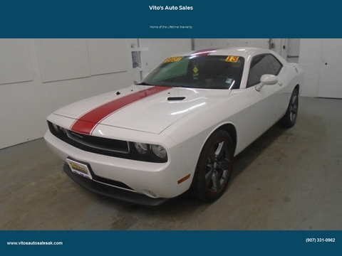 2013 Dodge Challenger for sale in Anchorage, AK