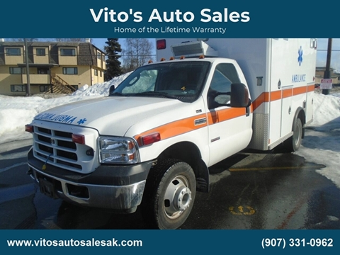 2006 Ford F-350 Super Duty for sale in Anchorage, AK