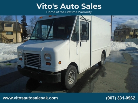 2010 Ford E-Series Chassis for sale in Anchorage, AK