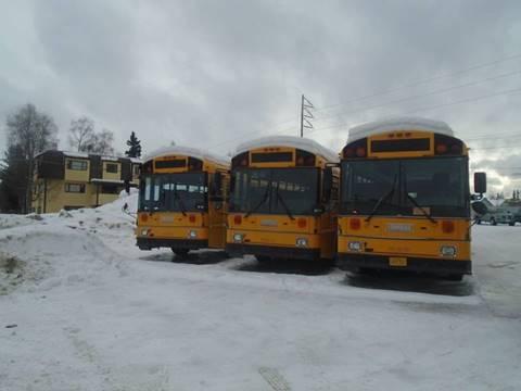 1999 Thomas Built Buses Saf-T-Liner MVP ER